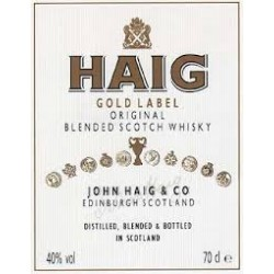 Whisky Haig 700ml
