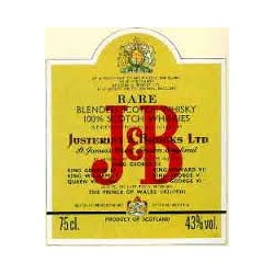 Whisky J & B 700ml
