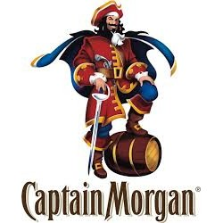 Rum Captain Morgan 700ml